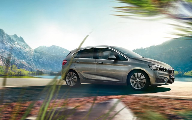 BMW 2-series Active Tourer F45